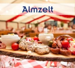 Almzelt München, Ingolstadt, Rosenheim, Landshut, Passau, Straubing, Regensburg, Augsburg, Kempten