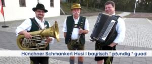 Bayerische Musik in München, Augsburg, Ingolstadt, Nürnberg, Regensburg, Straubing. Passau, Salzburg, Zürich