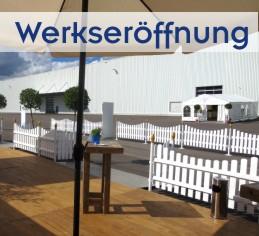 Werkseröffnung München, Ingolstadt, Rosenheim, Landshut, Passau, Straubing, Regensburg, Augsburg, Kempten